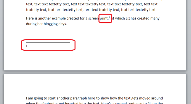 3.1 insert footnote