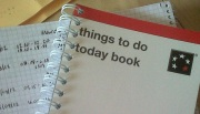 Things to do today book