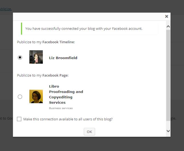 1c Facebook