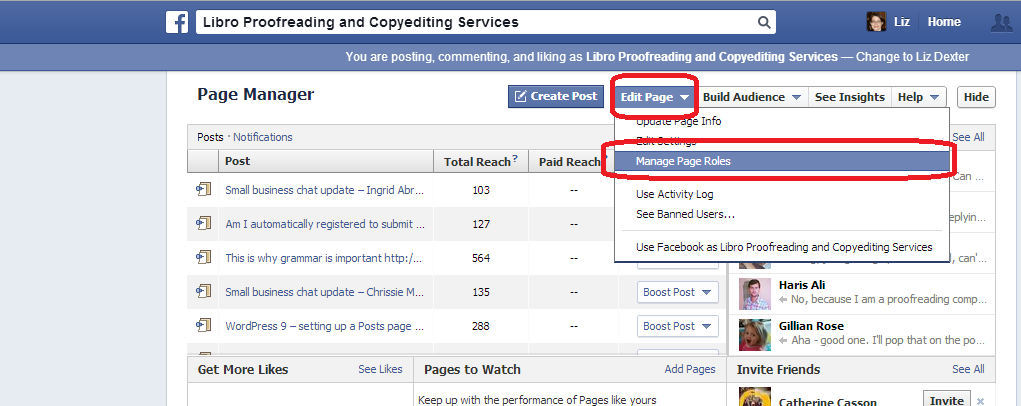 how to add a pdf file on facebook page
