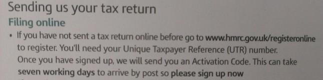 tax online