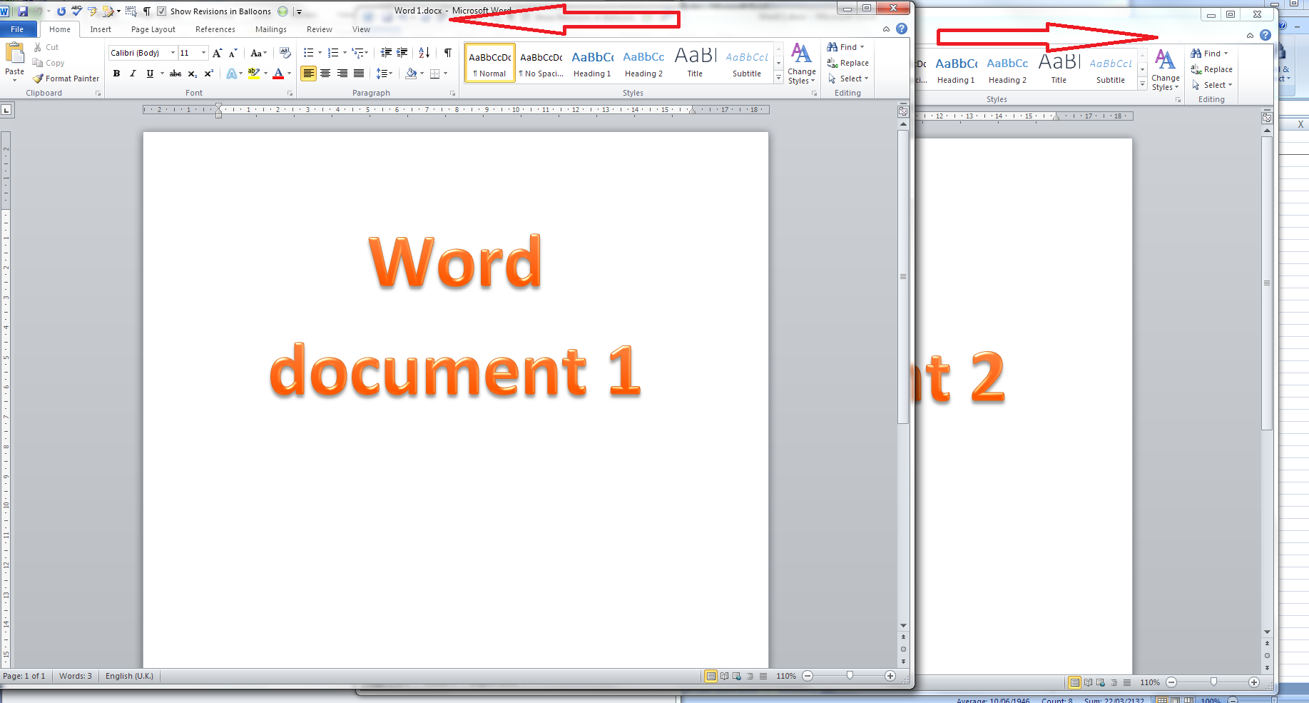 Coursework One Word Or Two Words