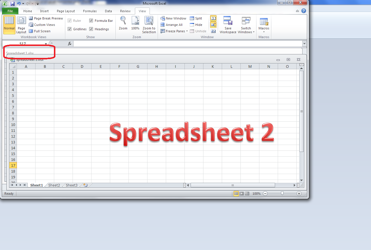 Workbooks how to merge workbooks in excel 2010 : How do I view two Excel spreadsheets at a time? | LibroEditing ...