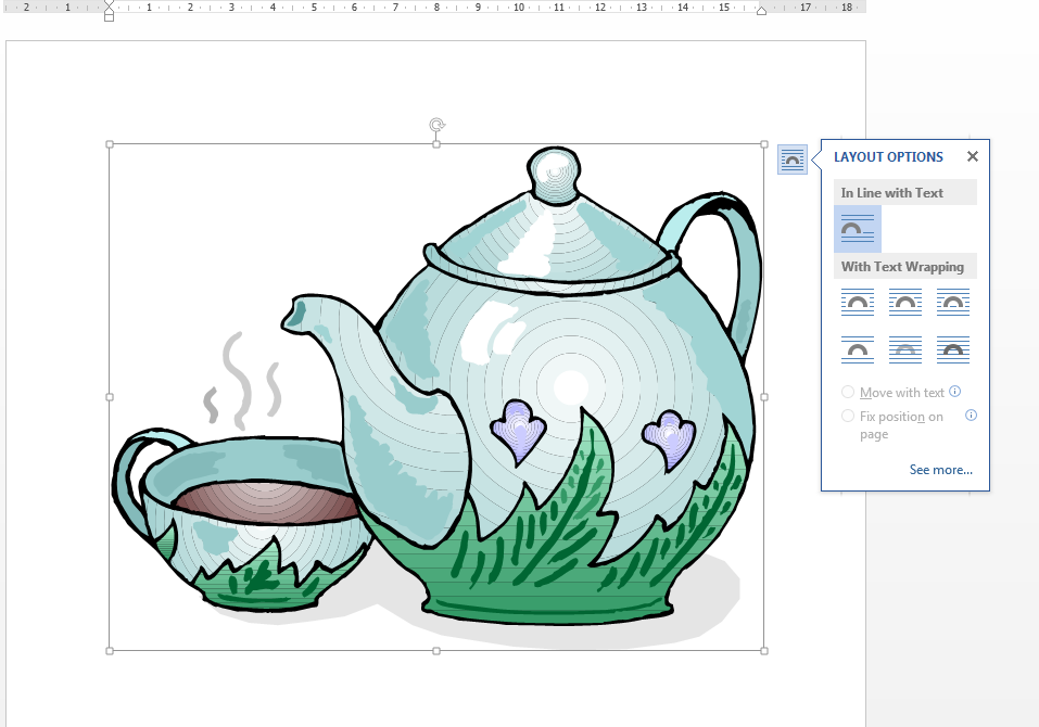 clipart in excel 2013 - photo #44