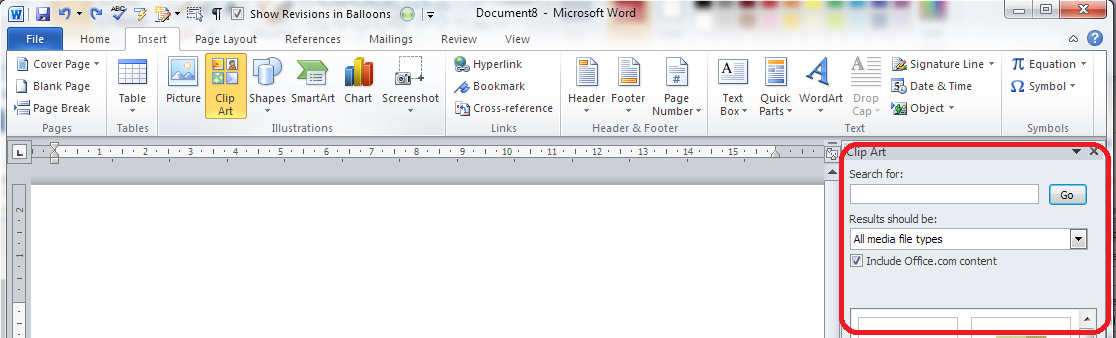 clipart in excel 2013 - photo #26