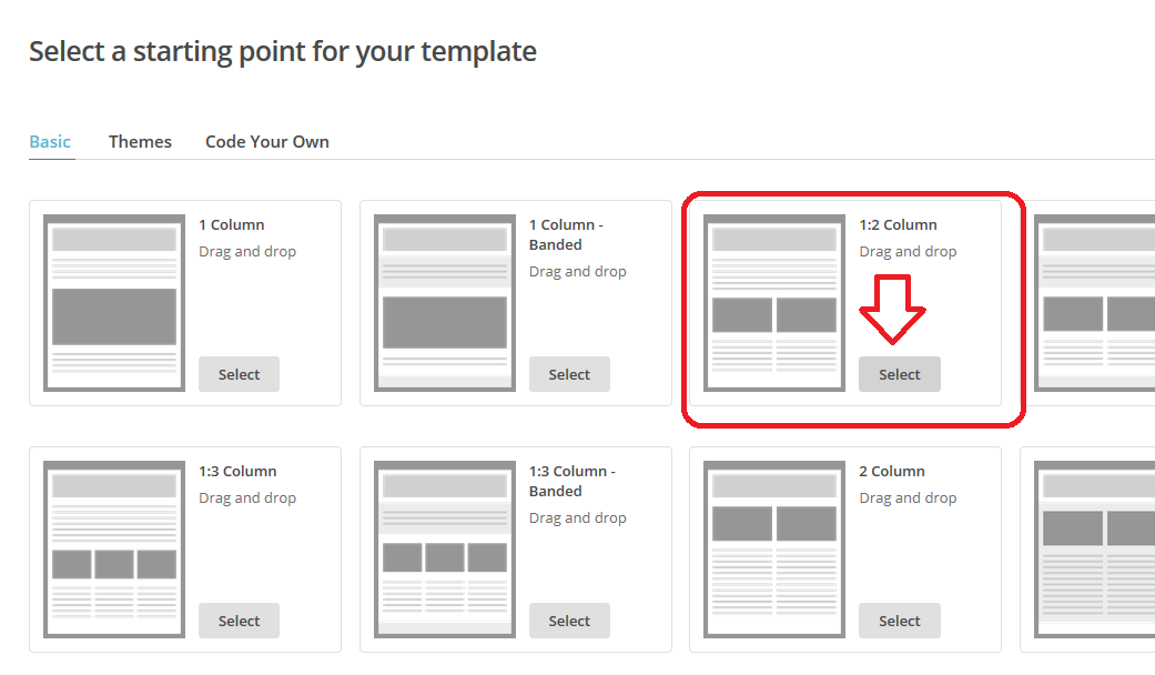 MailChimp How To Create A Template For Your Newsletter - Mailchimp template tags