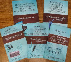 Business books by Liz Broomfield