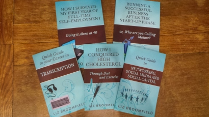 Business books by Liz Broomfield