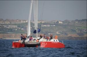 Marine Discovery Penzance sailing