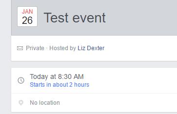 change time facebook ok